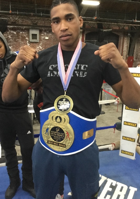Best Boxer Tim Olla